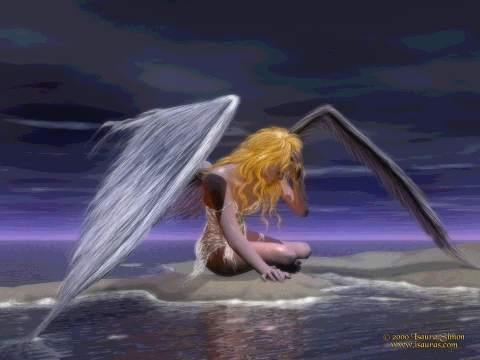 picture of a 'Fallen Angel'